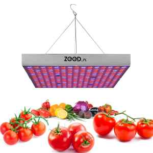 PANEL LED DO UPRAWY ROŚLIN GROWBOX 45W 225 szt LED